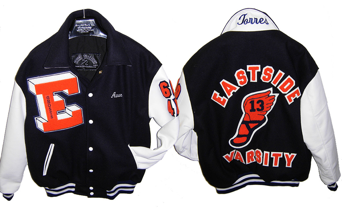 Varsity Jacket Eastside High Paterson