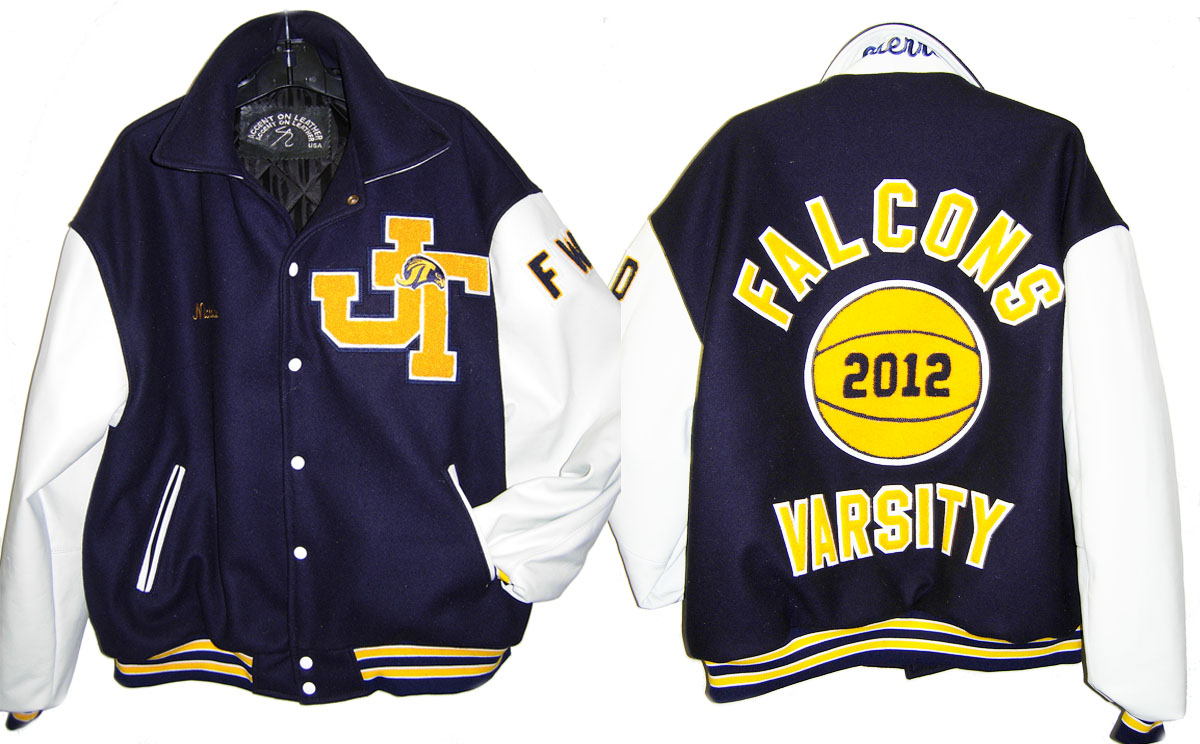 Varsity Jacket Jefferson Township Falcons