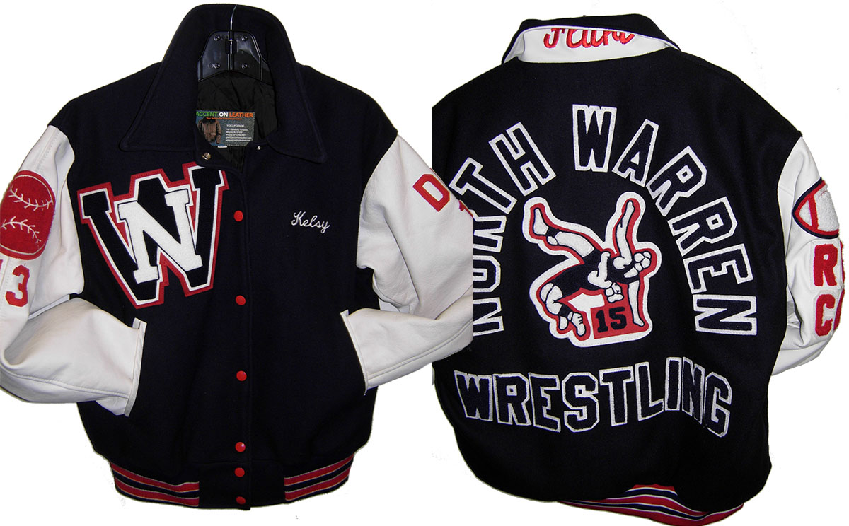Varsity Jacket North Warren HS