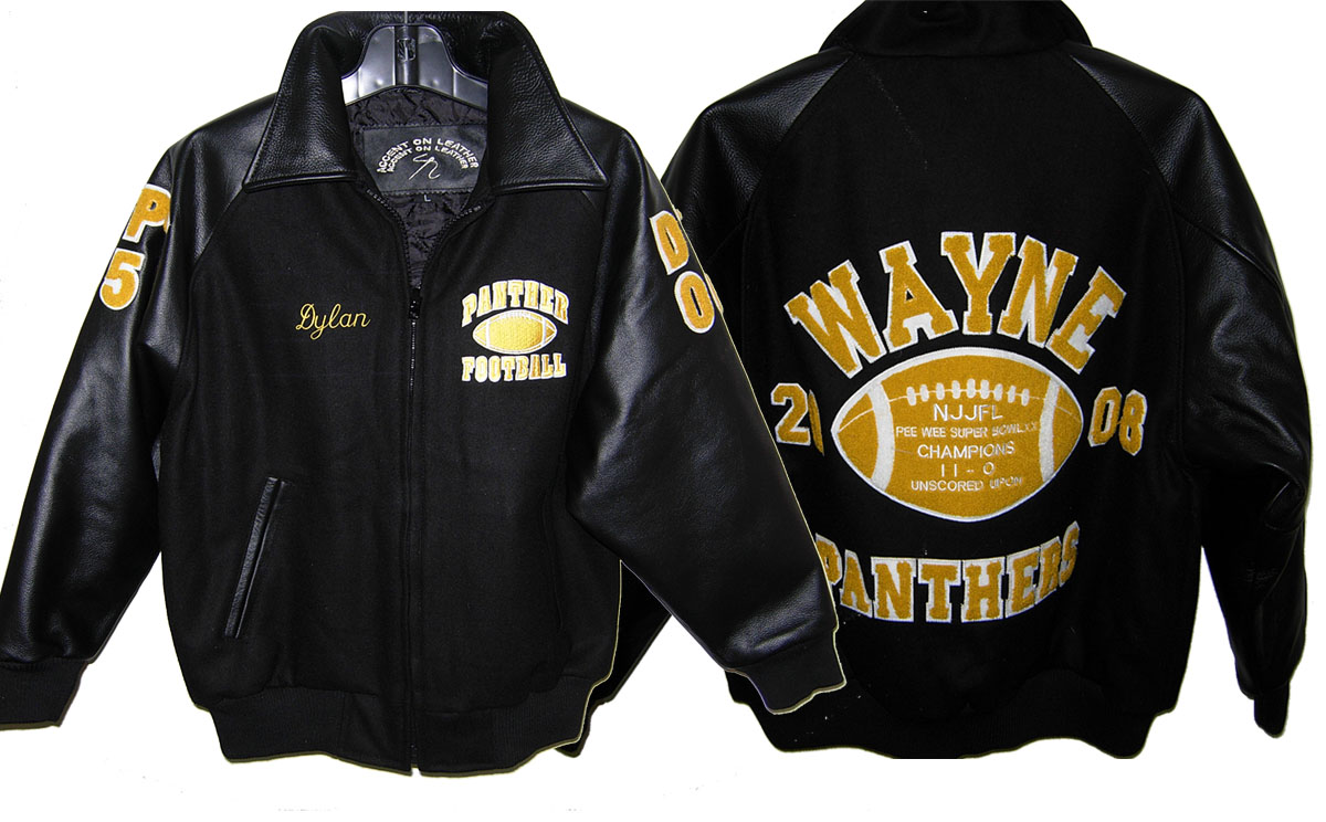 Varsity Jacket PAL Panthers